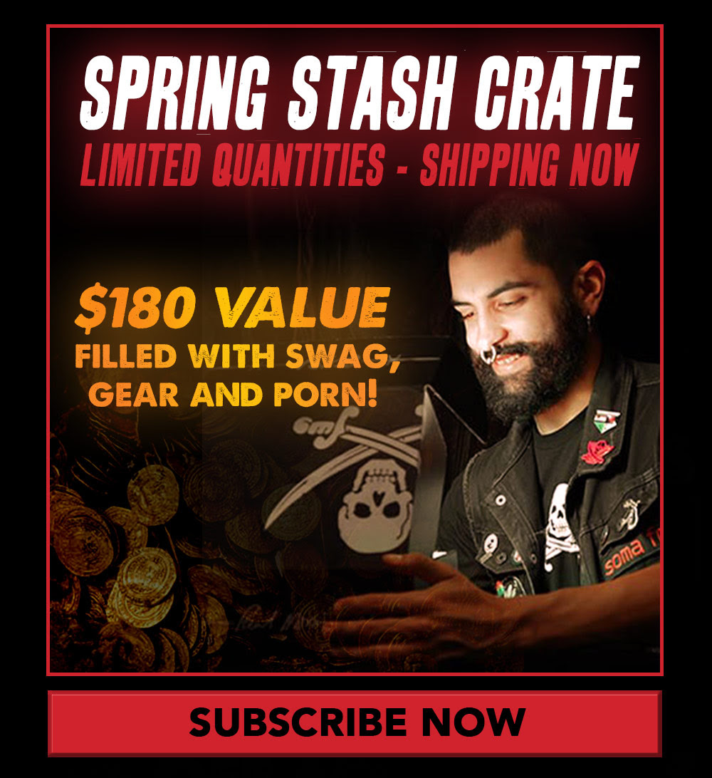 Stash Crates