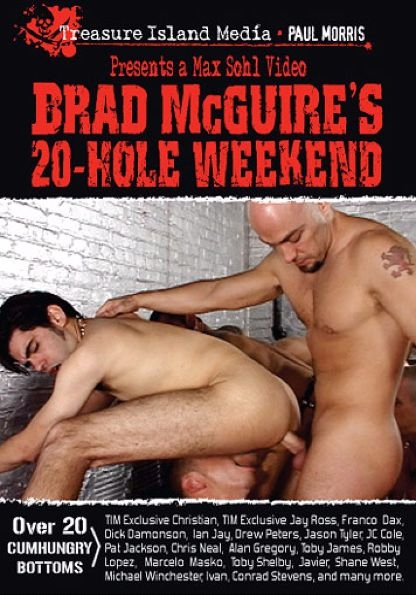 BRAD McGUIRE'S 20-HOLE WEEKEND in Christian