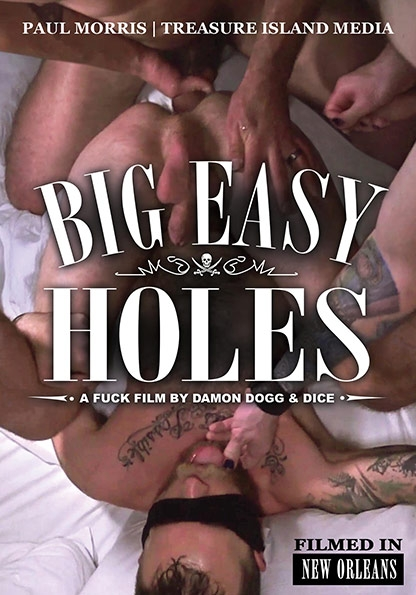 Big Easy Holes in Pete Summers