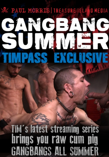 GangBang Summer in Cris Knight