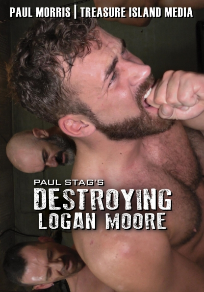 Paul Stag's Destroying Logan Moore in Logan Moore