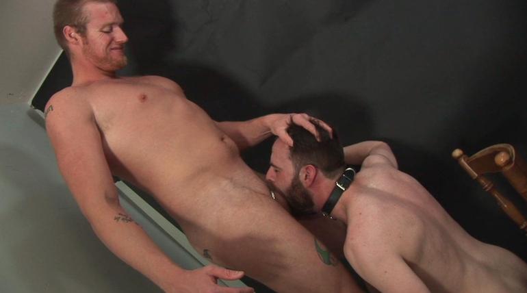 Aaron Block in Kenny's Raw Fucks Volume 1