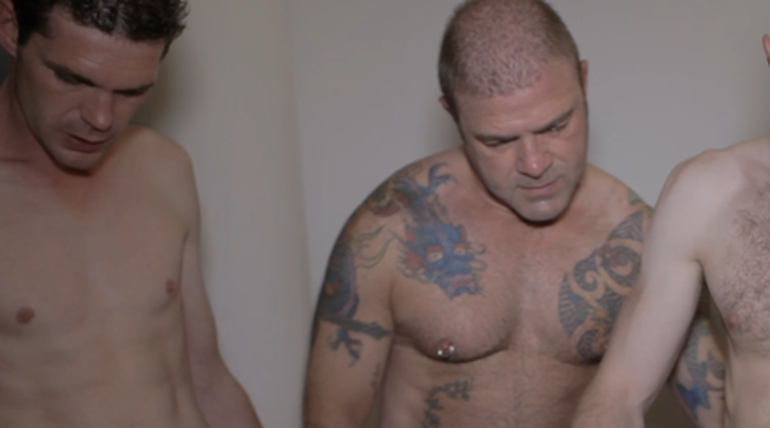 Aaron Coxx in Bruce Pigs Out