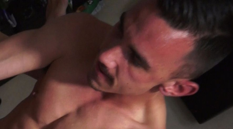 Jay Brix in We Are Coming For You (Pre-Release Scene)