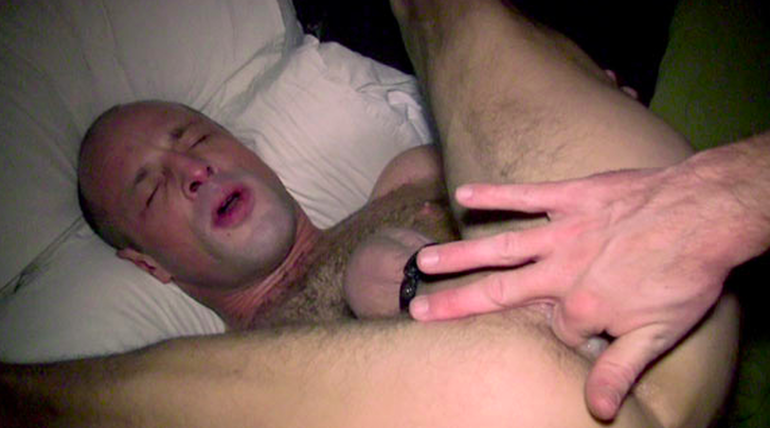 Nick Peyton in MAN CUNT