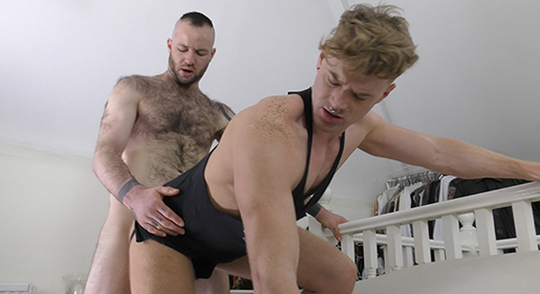 Sebastian Evans in Paul Stag's Destroying Logan Moore