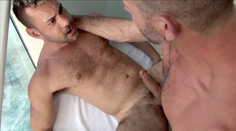 Blake Houston in Clay Towers & Blake Houston