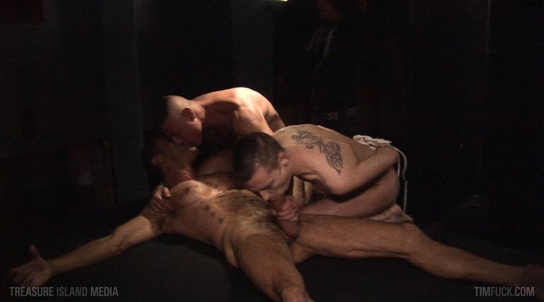 Jake B, Lito Cruz & Nick Moretti