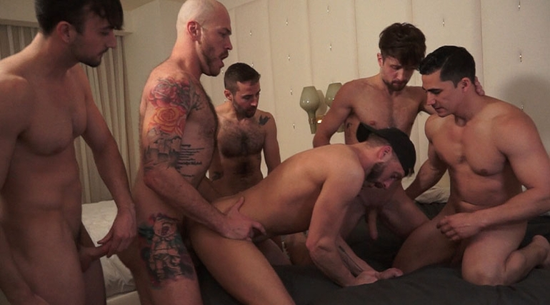 Chase Parker Group Fuck