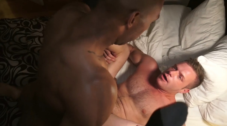 Brian Bonds and Winston Solo in Big Easy Holes