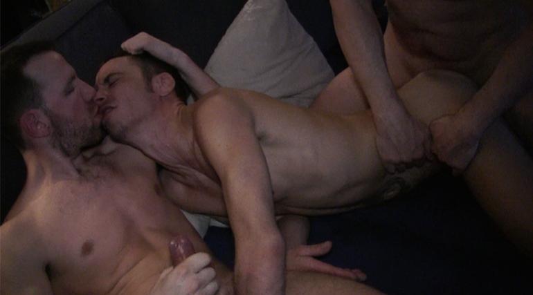 Christian, Anton Dickson & Rob Tyler