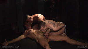 Jake B, Lito Cruz & Nick Moretti
