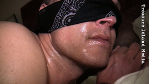 BLINDFOLDED ANONYMOUS SLAM FUCK